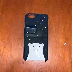 Kate Spade phone 6/7 case